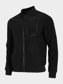 купить Куртка H4L21-KUMC001 MEN-S JACKET DEEP BLACK в Кишинёве