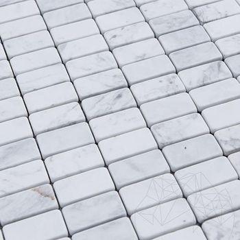 купить Античная мраморная мозаика Волака 2.85 x 5см в Кишинёве