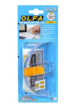 Нож OLFA  MC-45/2B