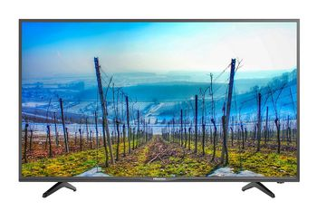 "49"" LED TV Hisense 49N2170PW, Black (1920x1080 FHD, SMART TV, PCI 800Hz, DVB-T/T2/C/S2) (49'' DLED 1920x1080 FHD, PCI 800 Hz, SMART TV (VIDAA Lite 2 OS), H.264,MPEG4, MPEG2,VC1, 3 HDMI 2.0, 2 USB (foto, audio, video), Wi-Fi (802.11 b/g/n 2.4 GHz), D"