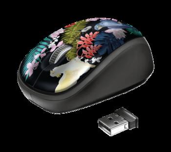 Wireless Mouse Trust Yvi, Parrot