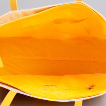 Сумка CARPISA Желтый в полоску