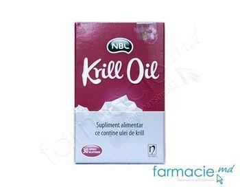 купить NBL Krill Oil  caps. N30 в Кишинёве