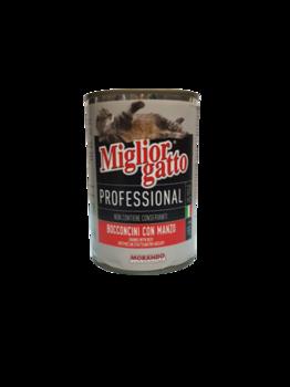 купить Miglior gatto  кусочки с говядиной в Кишинёве