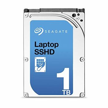 "2.5"" SHDD 1.0TB  Seagate  ST1000LM014 Hybrid Laptop SSHD, 8GB MLC Flash, 5400rpm, 64Mb, 9.5mm, SATAIII ( Up to 5x faster than a traditional hdd )"