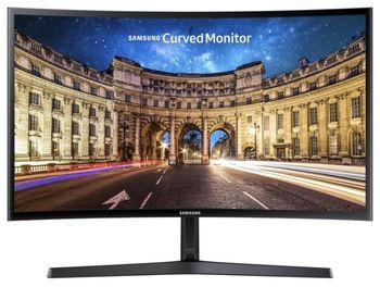 "купить ""23.6"""" SAMSUNG """"C24F396FHI"""", G.Black (Curved-VA, 1920x1080, 4ms, 250cd, LED Mega-DCR, D-Sub + HDMI) (23.5"""" Curved-VA LED, 1920x1080 Full-HD, 0.271mm, 4ms (GtG), 250 cd/m², Mega ∞ DCR (1000:1), 16.7M, 178°/178° @CR>10, D-Sub + HDMI, HDMI Audio-In, Headphone-Out, External Power Adapter, Fixed Stand (Tilt -2/+22°), VESA 75x75, Magicbright, Magicupscale, Eco saving plus, Eye saver mode, Flicker free, Game mode, AMD FreeSync,  Glossy-Black)"" в Кишинёве"
