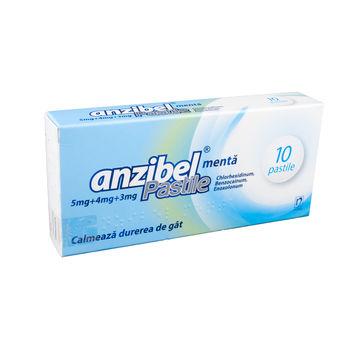 cumpără Anzibel past. menta N10 în Chișinău