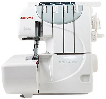 cumpără JANOME MyLock 4952 în Chișinău