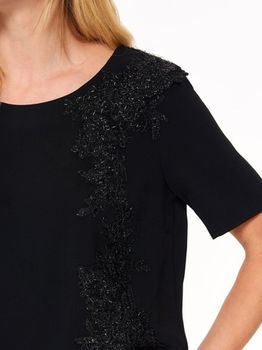 Блуза TOP SECRET Чёрный sbk2478