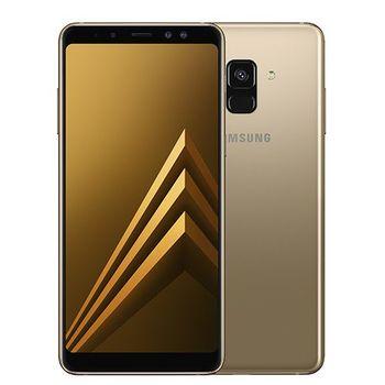 cumpără Samsung A530FD Galaxy A8 Duos (2018), Gold în Chișinău