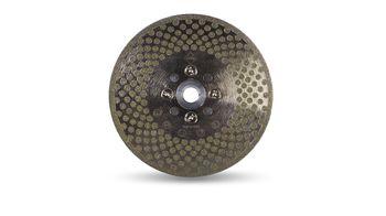 купить Диск алмазный для резки и обработки ECD 125 MM 2 в 1 SUPER PRO в Кишинёве