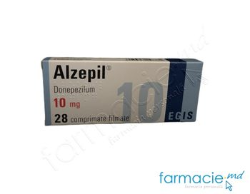 купить Alzepil® comp. film. 10 mg N14x2 в Кишинёве