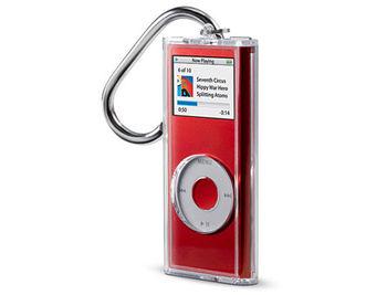F8Z130 Belkin Clear Acrylic Case with Clip for iPod Nano (husa/чехол)
