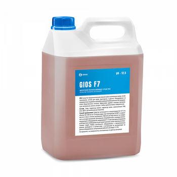 GIOS F7 Высокощелочное пенное моющее средство 5 л