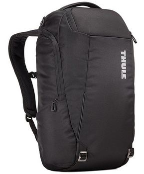 "15.6"" NB Backpack - THULE Accent 28L, Black, Safe-zone, 1680D Polyester, Dimensions: 31 x 26 x 51  cm, Weight 1.14 kg, Volume 28L"