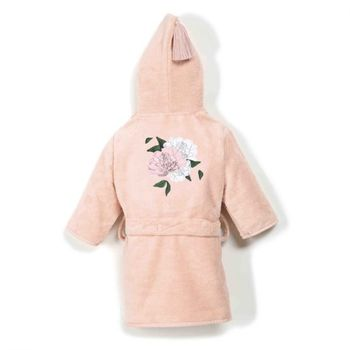Банный халат  La Millou Lady Peony Powder Pink S
