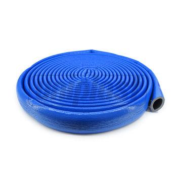 купить Термоизоляция д/труб dn 18 x 6mm  L=10m, в полимерной оболочке PRODMAX - (синий) в Кишинёве