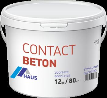 Грунтовка для стен Haus ContactBeton 6 кг