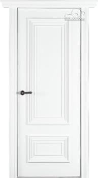 купить Дверь ПАЛАЦЦО 2 эмаль белый глухая в Кишинёве