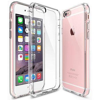 купить Чехол Senno Flex Slim ТПУ  Iphone 6/6s , Transparent в Кишинёве