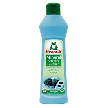 купить Frosch чистящее минеральное молочко для очистки кухонных плит, 250 мл в Кишинёве