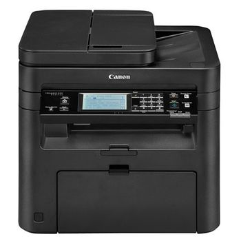 MFD Canon i-Sensys MF249DW, Mono Printer/Copier/Color Scanner/Fax, ADF(50-sheet),Duplex,Net,WiFi, A4, 27ppm, 512Mb, 1200x1200dpi, 60-163г/м2, Scan 9600x9600dpi-24 bit, 250sheet tray, B&W Touch Screen,Max.15k pages per month,Cartridge 737(2400 pages*)