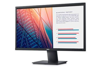 23.8'' DELL IPS LED E2420HS Black (5ms, 1000:1, 250cd, 1920x1080, 178°/178°, VGA, HDMI, Speakers 2 x 2W, VESA )