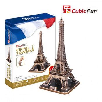 купить CubicFun пазл 3D Eiffel Tower в Кишинёве