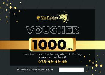 Voucher cadou în valoare 1000 Lei
