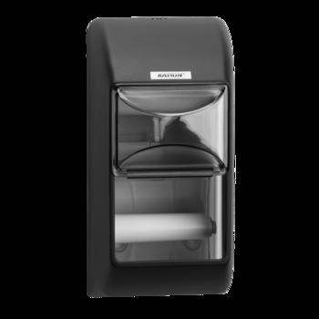 2-ROLL BLACK Диспенсер для туалетной бумаги