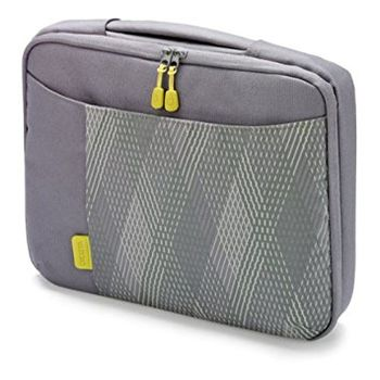 "DICOTA Bounce Slim Case 10""-11.6"", grey/yellow"
