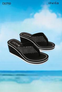 купить Шлепанцы женские пляжные ESOTIQ Cyprus 36025-99X в Кишинёве