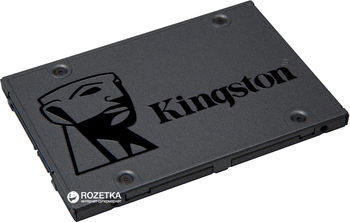 """купить 2.5"""" SSD 120GB  Kingston A400, SATAIII, Sequential Reads:500 MB/s, Sequential Writes:320 MB/s, 7mm, Controller 2 Channel, NAND TLC в Кишинёве"""