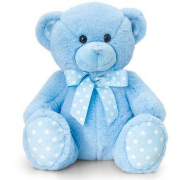 Baby Spotty Bear Мишка 25 см, код 42811
