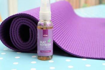 Средство для дезинфекции йога-ковриков 50 мл Bodhi (413)