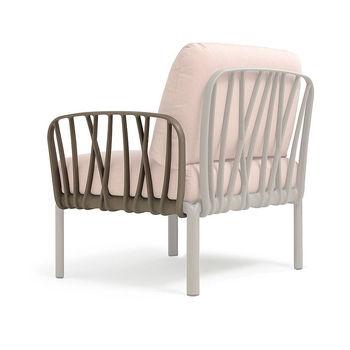 Подлокотник Nardi KOMODO BRACCIOLO TORTORA 40375.10.000 (Подлокотник для модульной мебели KOMODO для сада и терас)
