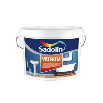 Sadolin Влагостойкая краска Vatrum BW Полуглянцевая 10л