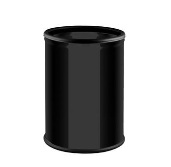 Корзинa Room Basket Alda, 9L, метал, черный