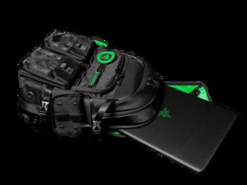 """17.3"""" Рюкзак для ноутбука Razer Tactical Pro, Black"""