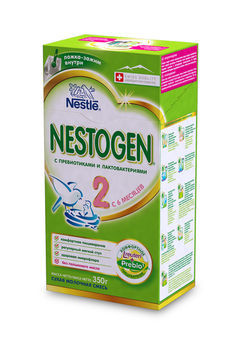 cumpără Nestogen 2 Prebio formulă de lapte, 6+ luni, 350 g în Chișinău
