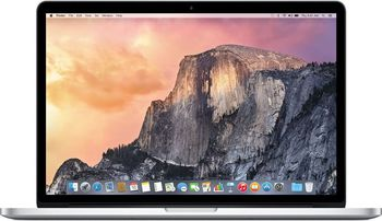 "cumpără ""NB Apple MacBook Pro 15.4"""" MJLQ2RS/A (Core i7 16Gb 256Gb) 15.4'' 2880x1800 Retina, Core i7 2.2GHz - 3.4GHz, 16Gb, 256Gb, Intel Iris Pro, Mac OS X Yosemite, RU"" în Chișinău"
