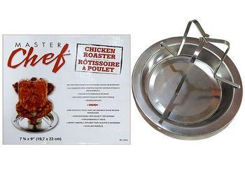 купить Подставка для приготовления курицы-гриль 23cm, антипригарная в Кишинёве