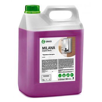 Milana Черника в йогурте - Крем-мыло жидкое увлажняющее 5 л