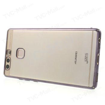 купить JZZS Case TPU Huawei P9 Lite (2016), Black в Кишинёве