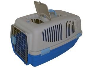 купить Переноска 083, для кошек и собак, пластиковая, 62*39*38см в Кишинёве