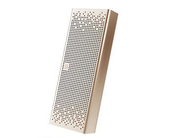 купить Портативная колонка Xiaomi Mi Bluetooth Speaker Gold в Кишинёве