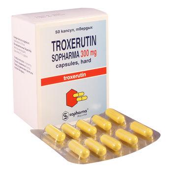 cumpără Troxerutin 300mg caps. N50 în Chișinău