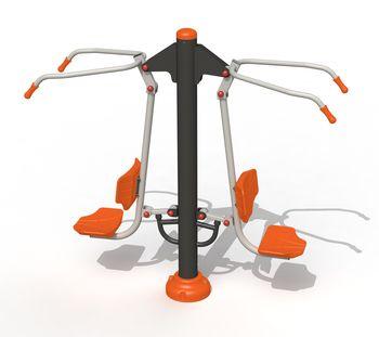 купить Тренажер для мышц спины «Верхняя тяга» РТР 511 T в Кишинёве