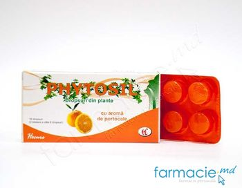 купить Phytosil Herbal comp.de supt N8x2 (orange)  (Travisil) в Кишинёве