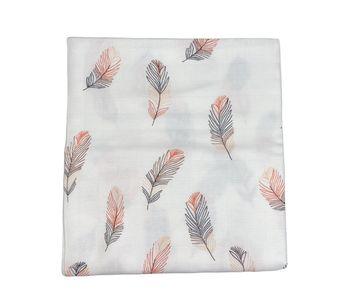 Пеленка муслиновая HB (100х80 см) Feather